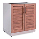 NewAge Outdoor Kitchens Grove 2-Door Base Cabinet