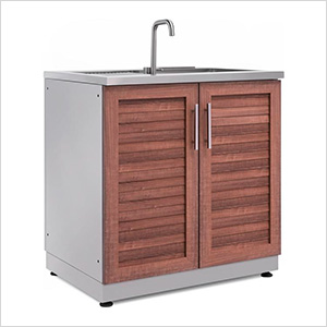 Grove 2-Door Sink Cabinet