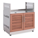 "NewAge Outdoor Kitchens Grove 33"" Insert Grill Cabinet"