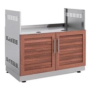 Grove 40 Insert Grill Cabinet