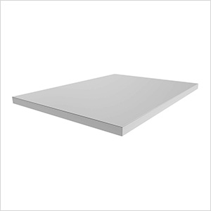 "32"" Stainless Steel NSF Certified Countertop"