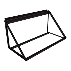 Wall-Mounted Tire Rack