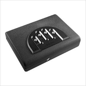 MicroVault Biometric Handgun Safe