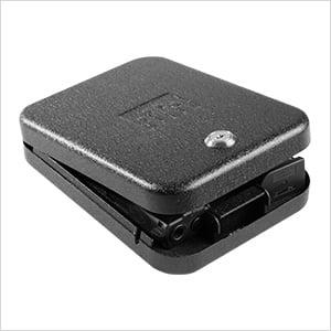 NanoVault Compact Safe with Key Lock