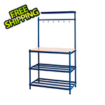 Design Ideas MeshWorks Utility Storage Rack (Blue)