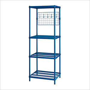 MeshWorks Utility Grid Rack (Blue)