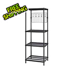 Design Ideas MeshWorks Utility Grid Rack (Black)