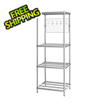 Design Ideas MeshWorks Utility Grid Rack (Silver)