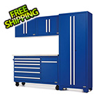Proslat Fusion Pro Series 5-Piece Garage Cabinet Set