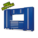 Proslat Fusion Pro Series 6-Piece Garage Cabinet Set