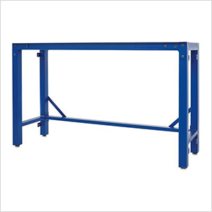 Fusion Pro Blue Workbench Frame