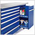 Fusion Pro Blue Tool Chest