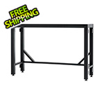 Barrett-Jackson Black Workbench Frame