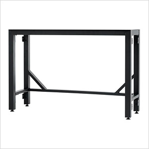 Black Workbench Frame