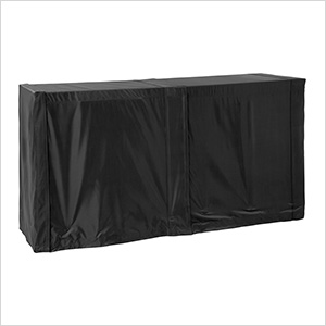 Outdoor Kitchen Bar Cart Cover