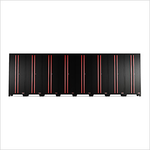 Barrett-Jackson Tall Cabinet (8-Pack)