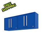 Proslat Fusion Pro Series Blue Wall Mounted Cabinet (2-Pack)