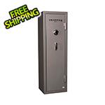 Tracker Safe 8-Gun Fire-Resistant Gun Safe with Dial Lock