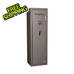 Tracker Safe 8-Gun Fire-Resistant Gun Safe with Electronic Lock