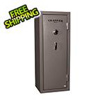Tracker Safe 14-Gun Fire-Resistant Gun Safe with Dial Lock