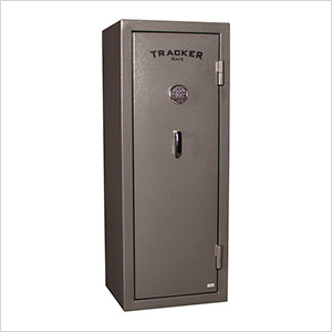 14-Gun Fire-Resistant Gun Safe with Electronic Lock