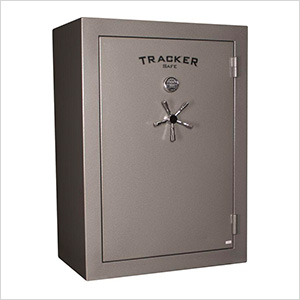64-Gun Fire-Resistant Gun Safe with Electronic Lock