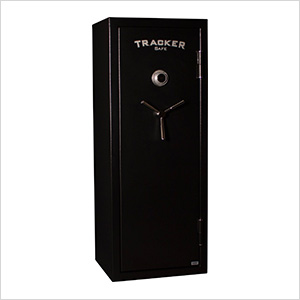 12-Gun Fire-Resistant Gun Safe with Dial Lock