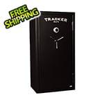Tracker Safe 22-Gun Fire-Resistant Gun Safe with Dial Lock
