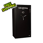 Tracker Safe 22-Gun Fire-Resistant Gun Safe with Electronic Lock