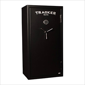 22-Gun Fire-Resistant Gun Safe with Electronic Lock