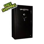 Tracker Safe 45-Gun Fire-Resistant Gun Safe with Dial Lock