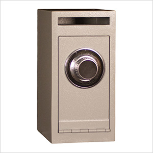 Depository Safe with Dial Lock