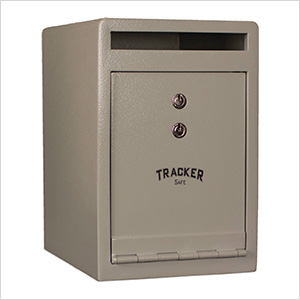 Depository Safe with Key Lock