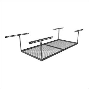"4'x8' Overhead Storage Rack 18""-33"" Drop"