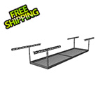 "SafeRacks 3'x8' Overhead Storage Rack 12""-21"" Drop"