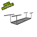 "SafeRacks 3'x8' Overhead Storage Rack 18""-33"" Drop"