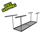 "SafeRacks 3'x8' Overhead Storage Rack 24""-45"" Drop"