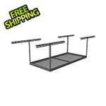 "SafeRacks 4'x6' Overhead Storage Rack 18""-33"" Drop"