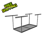 "SafeRacks 4'x6' Overhead Storage Rack 24""-45"" Drop"