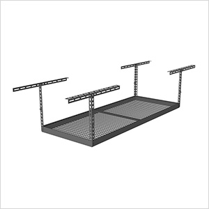 "3'x6' Overhead Storage Rack 12""-21"" Drop"