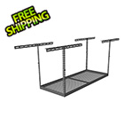 "SafeRacks 3'x6' Overhead Storage Rack 24""-45"" Drop"