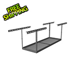 "SafeRacks 2'x6' Overhead Storage Rack 18""-33"" Drop"