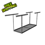 "SafeRacks 2'x6' Overhead Storage Rack 24""-45"" Drop"