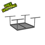 "SafeRacks 4'x4' Overhead Storage Rack 12""-21"" Drop"