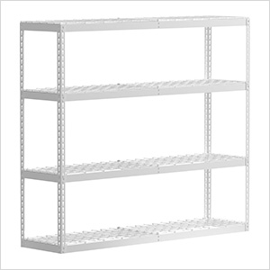 "92""W x 24""D x 84""H Garage Shelving Unit"