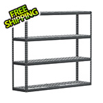 "SafeRacks 92""W x 24""D x 84""H Garage Shelving Unit"