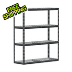 SafeRacks 2' x 6' x 7' Garage Shelving Unit