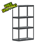 SafeRacks 2' x 4' x 7' Garage Shelving Unit