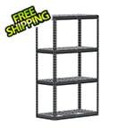 SafeRacks 2' x 4' x 7' Garage Shelving Unit