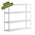 "MonsterRax 92""W x 24""D x 84""H Garage Shelving Unit"